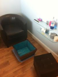 Neroli Beauty Salon Dunblane Pedicure Room